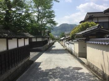 高梁の武家屋敷通り.JPG